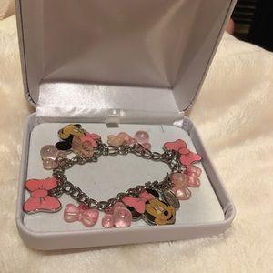 Disney Minnie Charm Bracelet